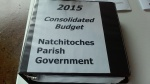 NPG had the Parish 2015 Consolidated line item Budget on hand.  Many were amazed by the large number of responsibilities a parish government has.  Many good questions.