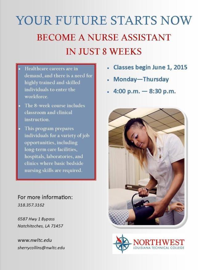 NWLTC - Nurse
