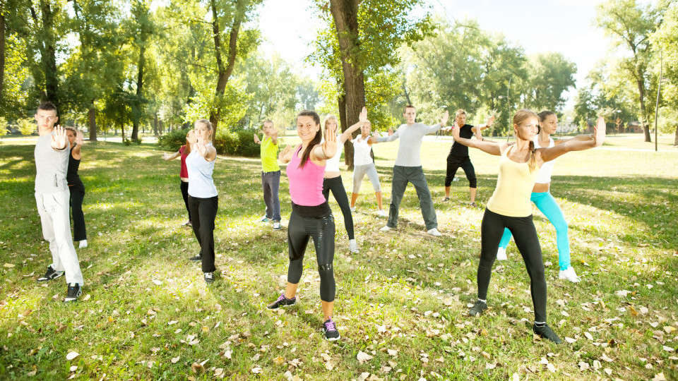 Natchitoches first outdoor yoga class june 20 6 30pm at for Beau jardin natchitoches la