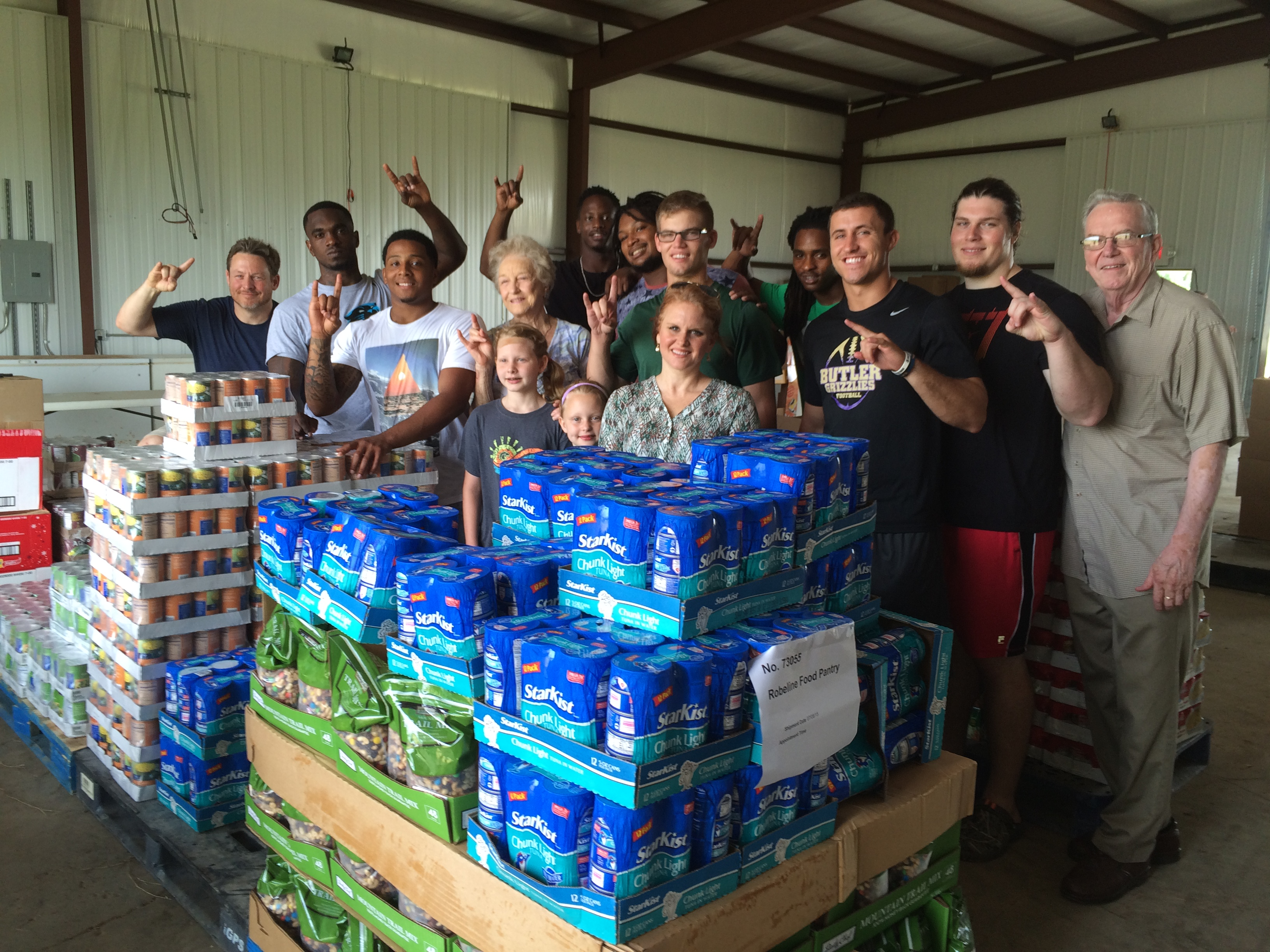 Natchitoches Food Pantry