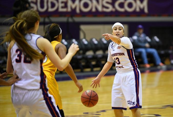 Janelle Perez - NSU Basketball