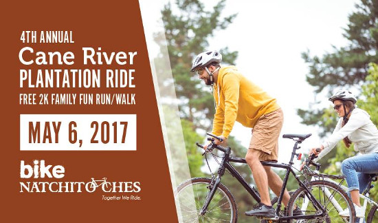Bike Natchitoches 042017