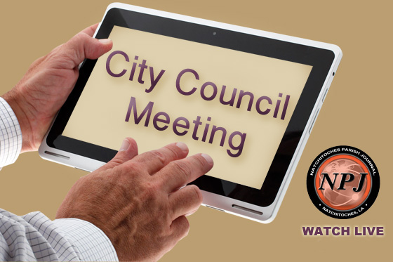 City Council Meeting-NO TIME