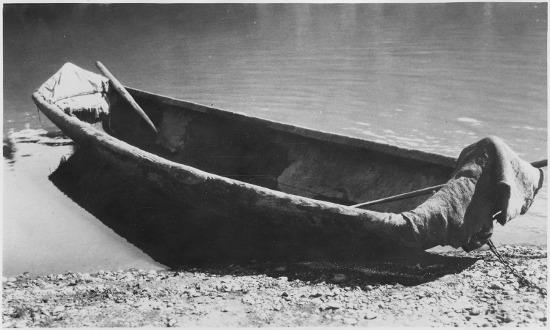 Junior Johnson Canoe