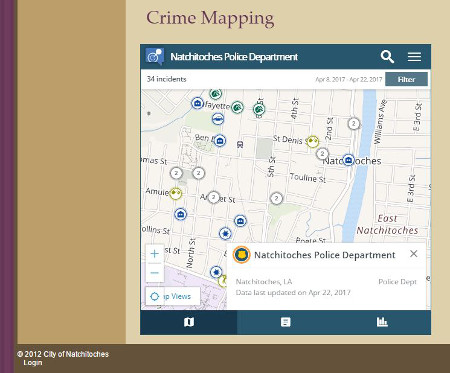 NPD Crime Mapping 04-22-17