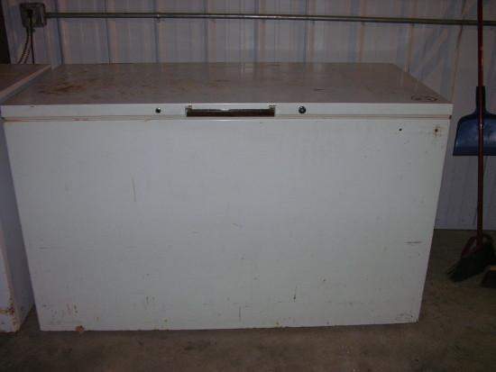 Cane River Food Pantry Freezer 1