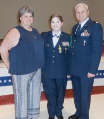 Lakeview_Cadet Haley Garrison (1)