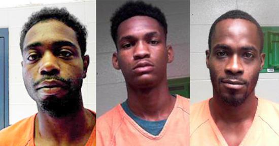 NPSO-three arrests050917