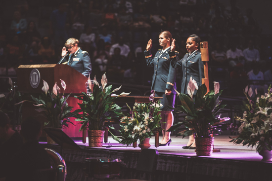 NSU-Officer Commissioning 2017