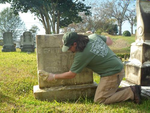 AGrandma's Grave