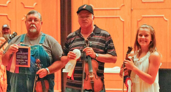 2017 Fiddle Champions