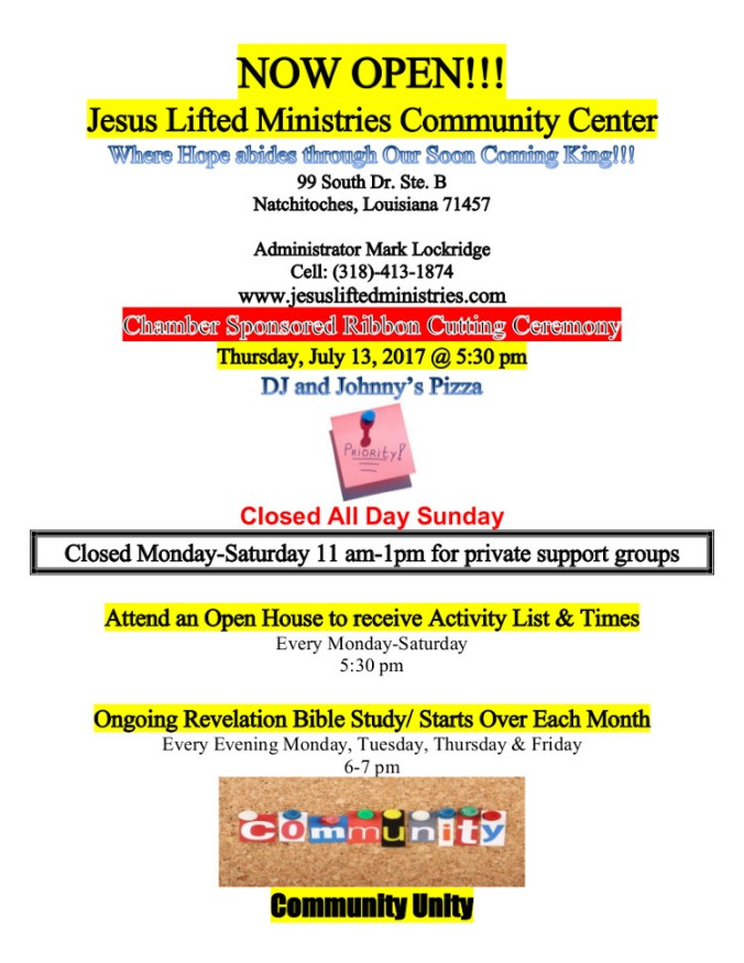 ADV-Jesus Lifted Ministries Flyer-1