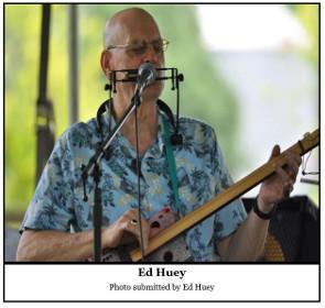 Ed Huey