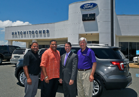 Ford Donation 07-2017