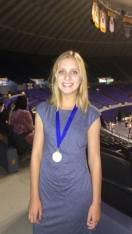 Katie, 8th place Career Prep