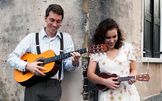 Nathan and Eva Folkfest 2017