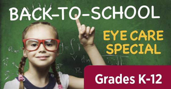 ADV-Back to School Eyey Care